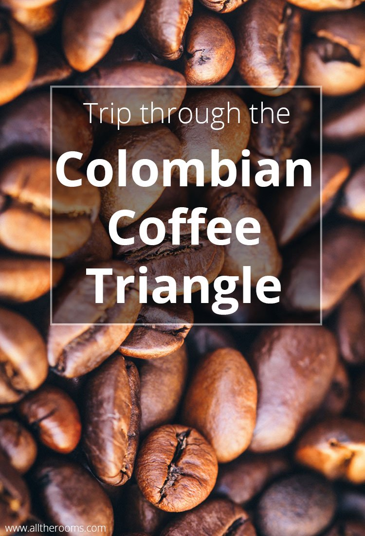 Trip through the Colombian Coffee Triangle Colombia's Coffee Triangle is a must-visit if for no other reason than the beautiful views and landscapes that await you. Travel Colombia Photo: arianta