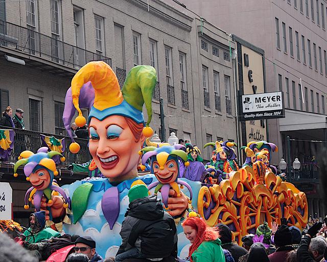 Mardi Gras 2017