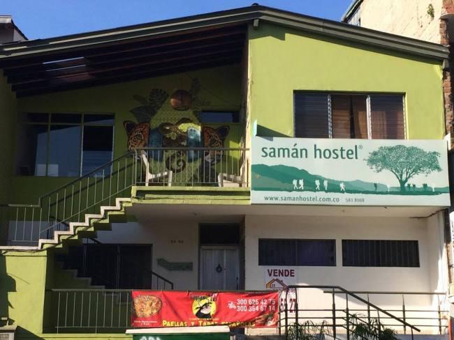 hostels in Medellin