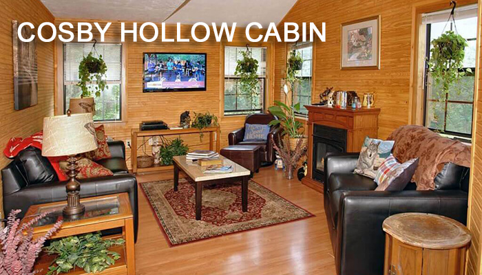 Cosby Hollow Cabin