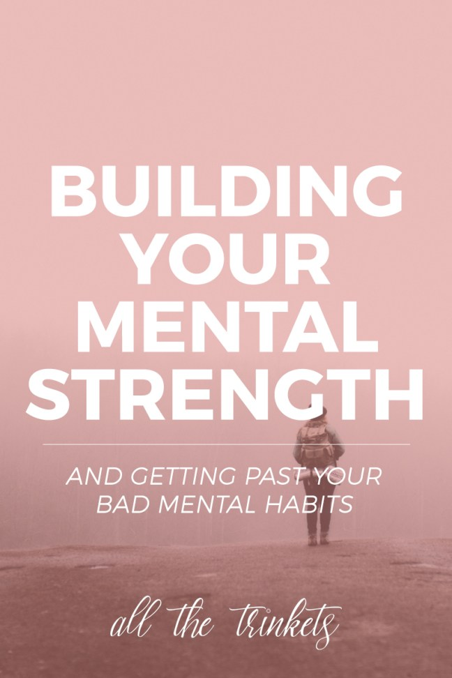 Building Your Mental Strength   A short post sharing to you an amazing TED Talk by Amy Morin.