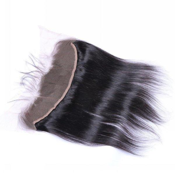 Brazilian Straight Hair Lace Frontal