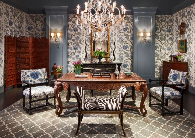 Dining Room, by Anne Coyle Interiors