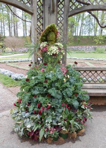 Botanical art at the Biltmore House & Gardens