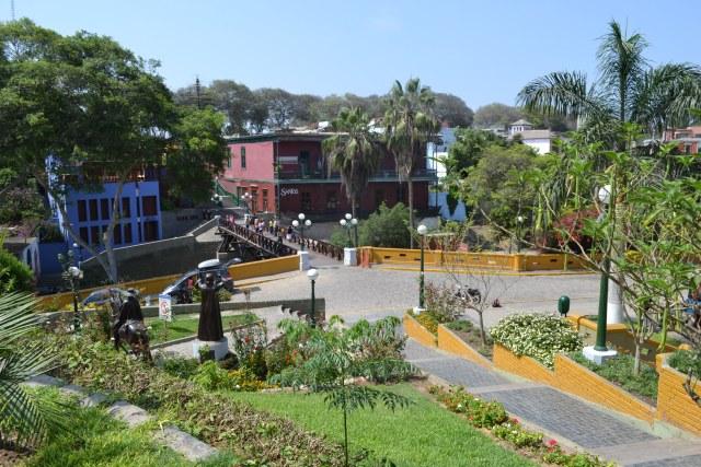Barranco District, the Bohemian district