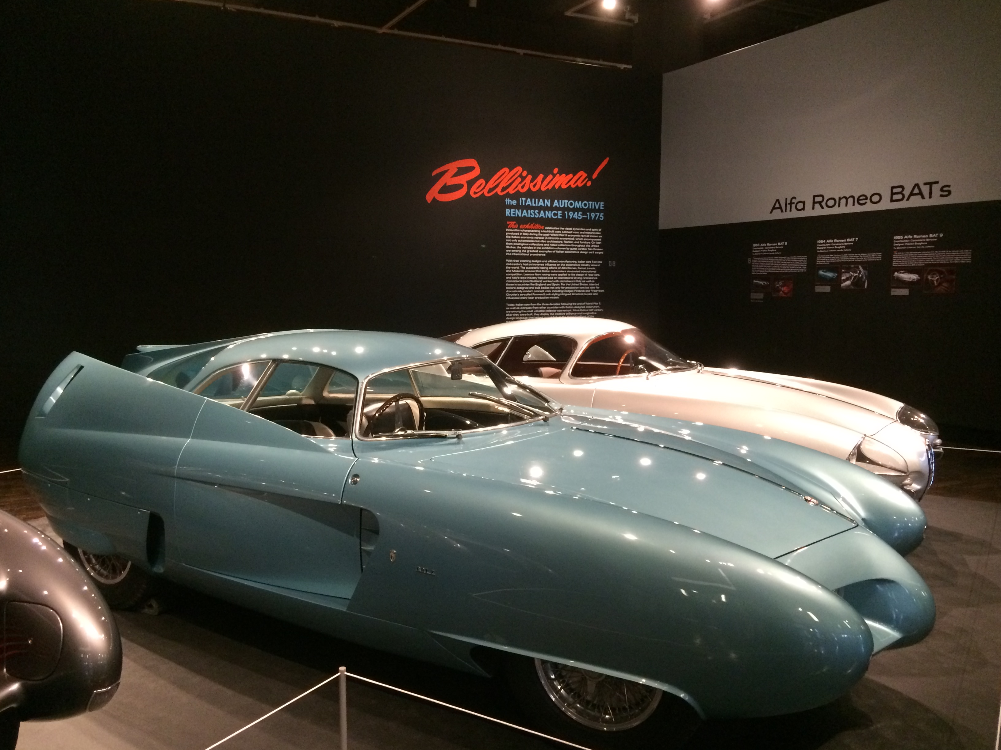 The Ultimate Car Collection: Frist Center, Nashville