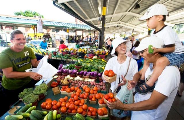 Farmer's Market - 1