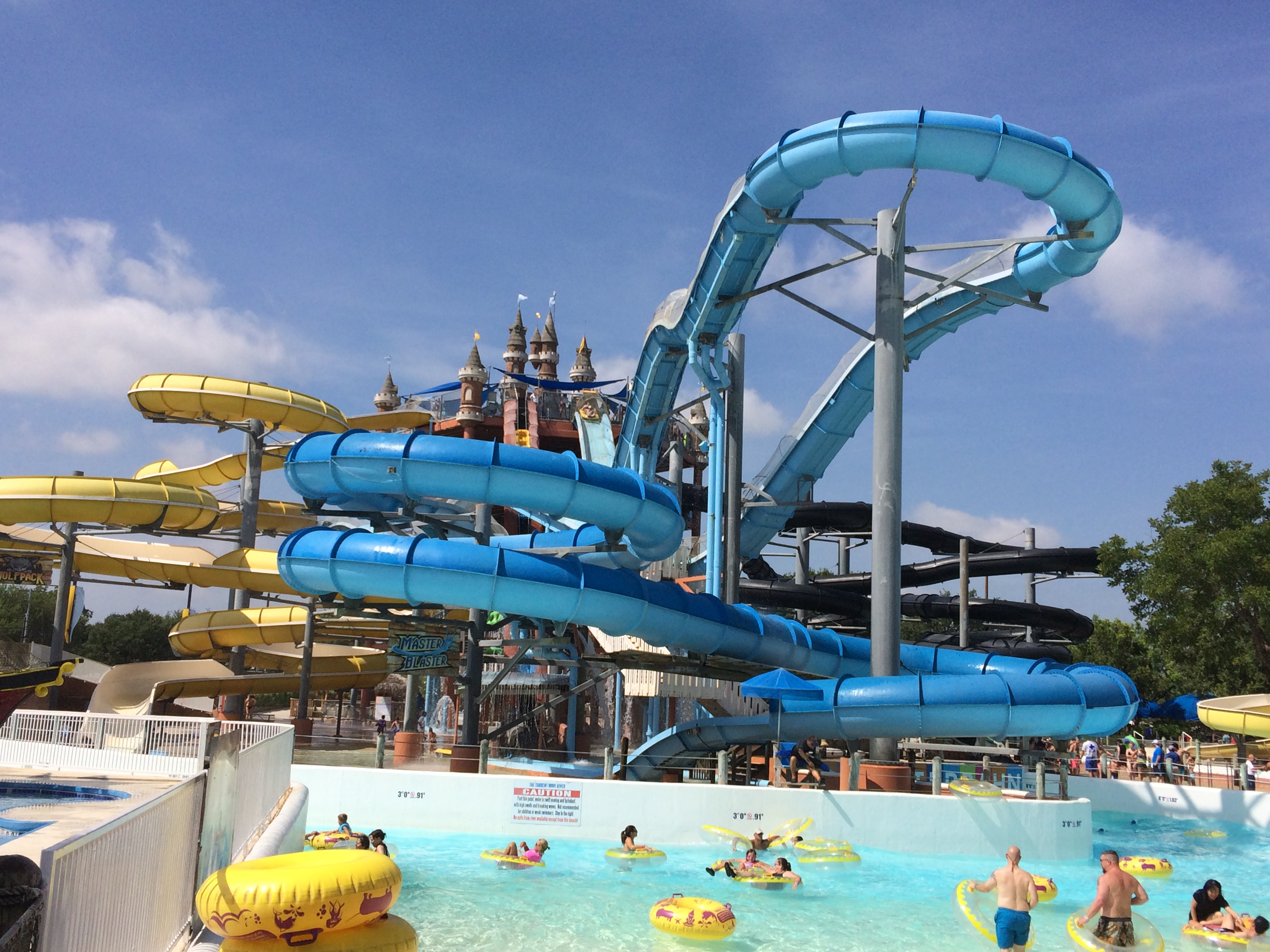 Schlitterbahn: Waterparks Are For Grown-ups, Too