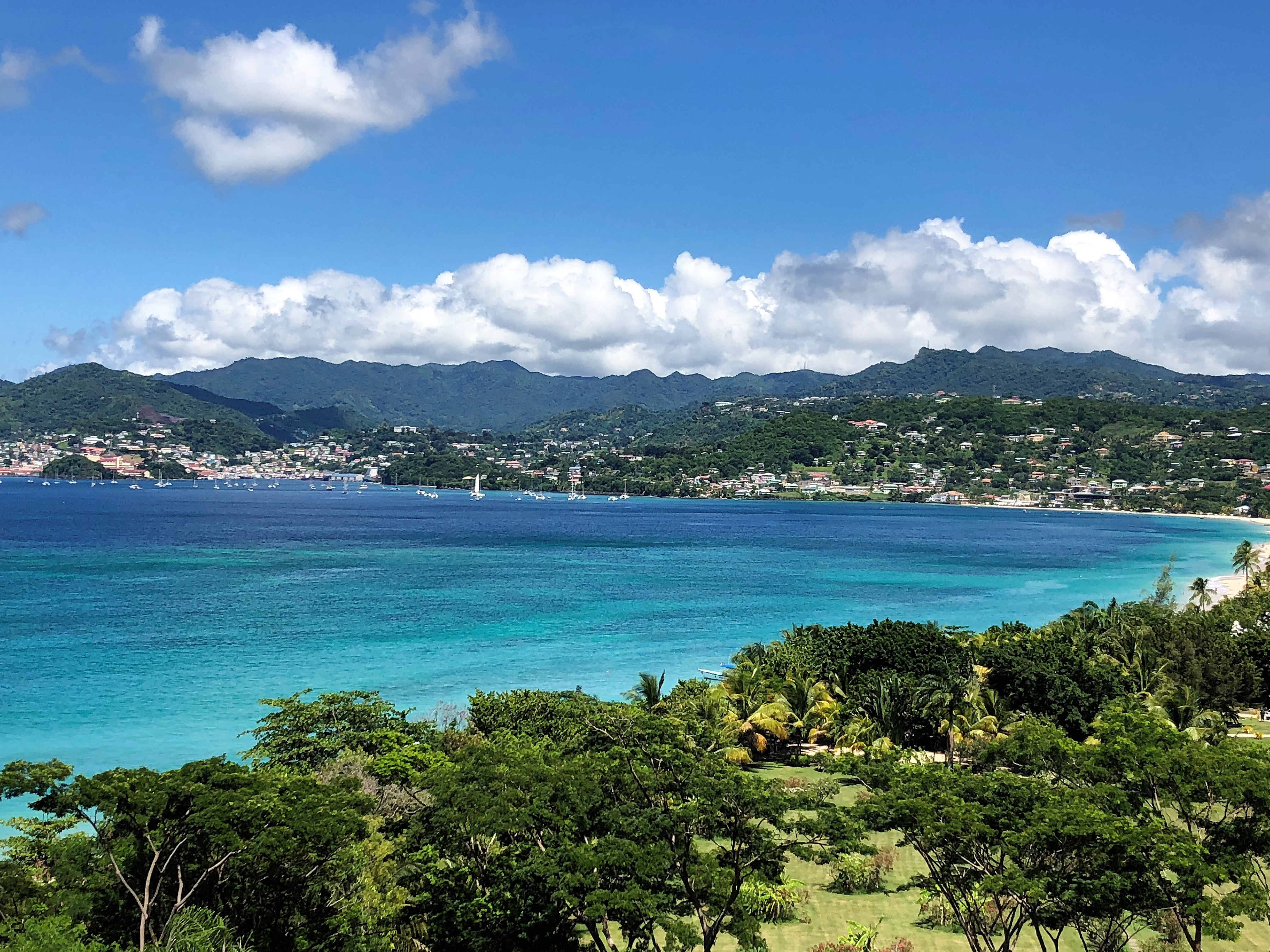 Sleep: Mount Cinnamon in Grenada Charms with Water Views and Banana Bread, Too
