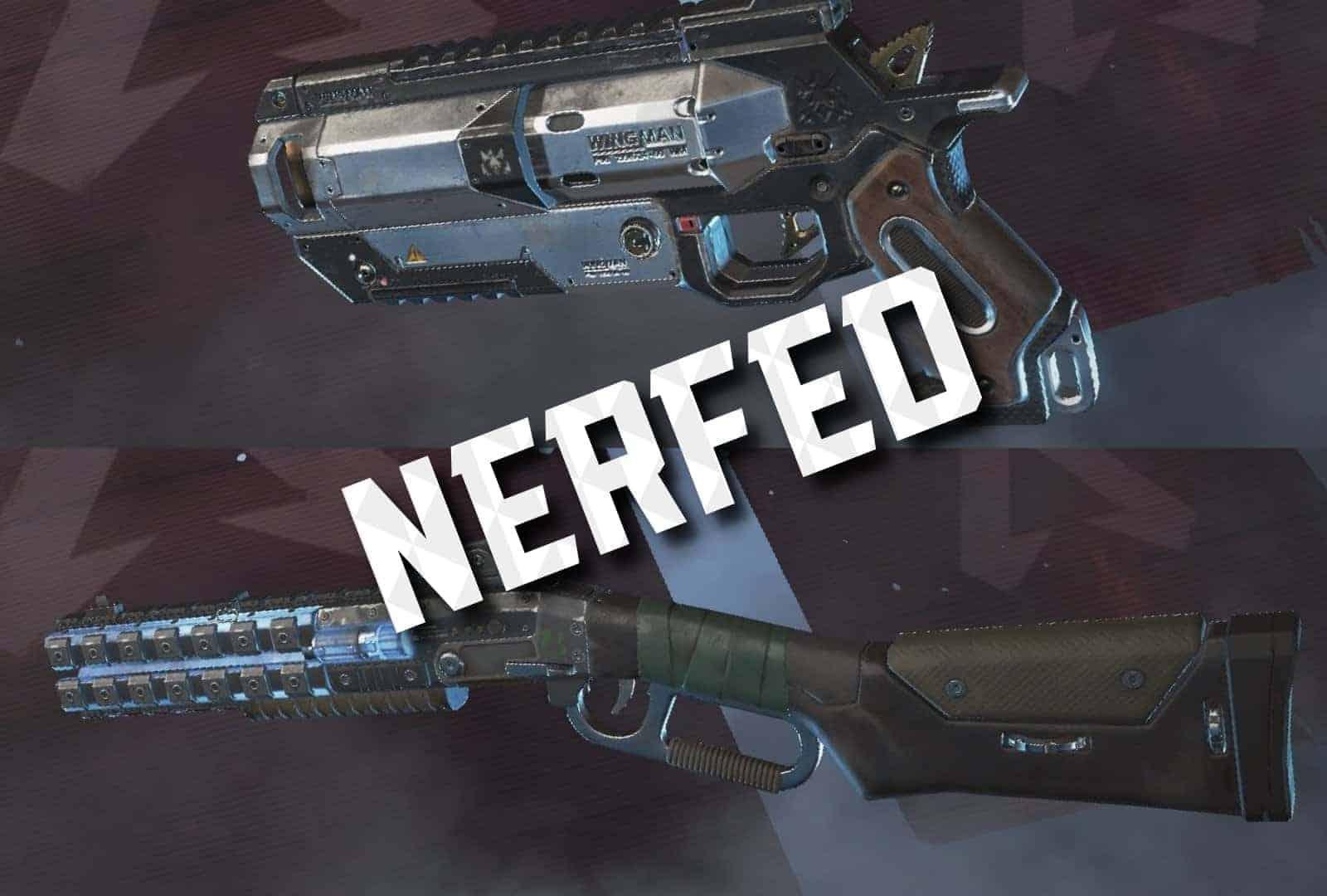 Apex Peacekeeper Nerf