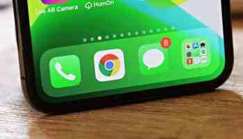 iPhone Dock Unread Messages