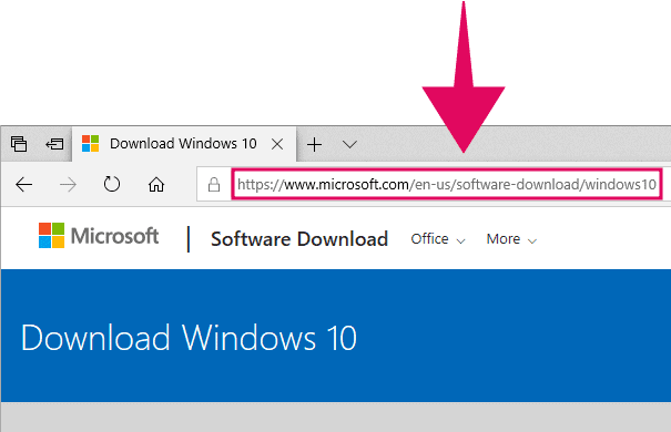 Open Download Windows 10 Site