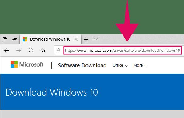 Open Download Windows 10 Site