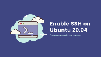 Enable SSH Ubuntu 20.04
