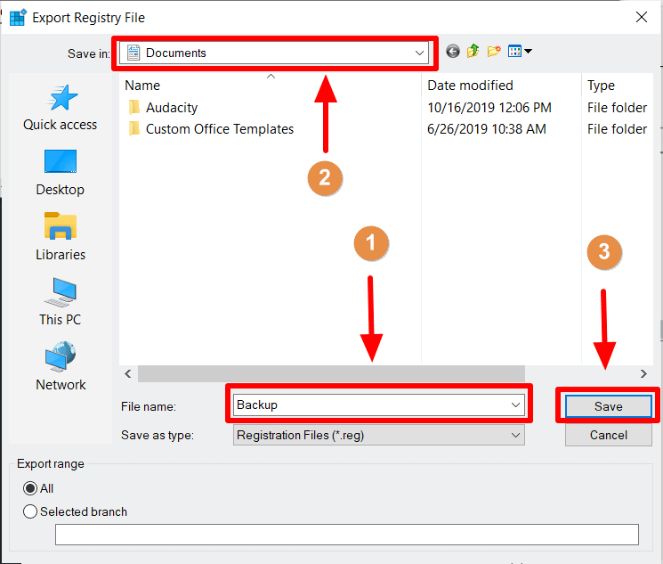 How To Fix Broken Registry Items In Windows 10 All Things How