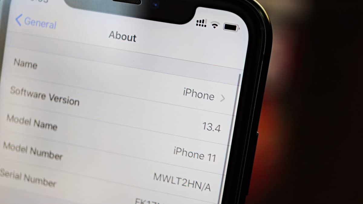 iPhone iOS 13.4 review