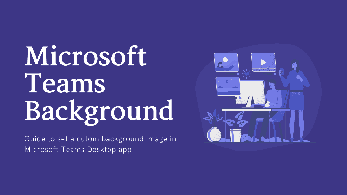 Microsoft Teams Background Image