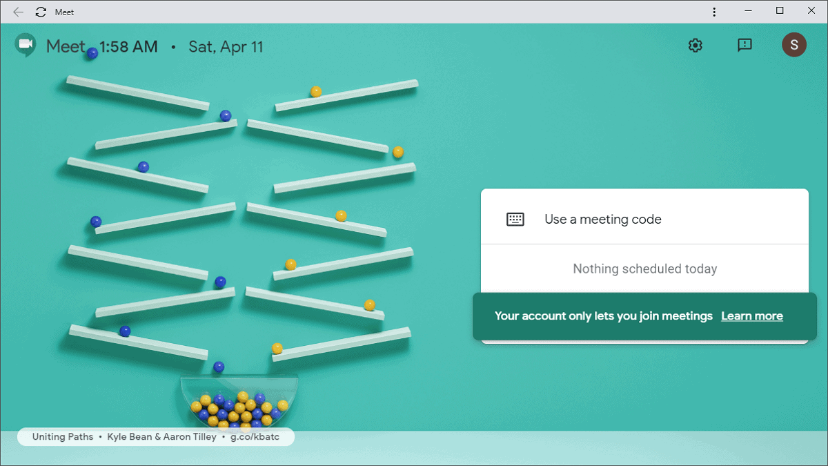 How To Install Google Meet As An App On Windows 10 All Things How