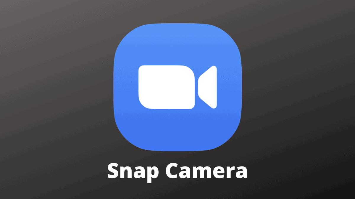 Snap Camera Zoom