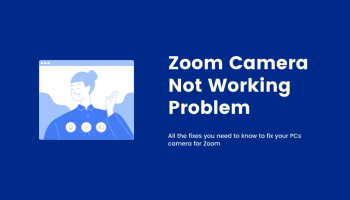 Zoom Camera Not Working Problem