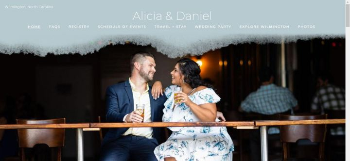 5 Reasons I Picked Zola For  My Wedding Website
