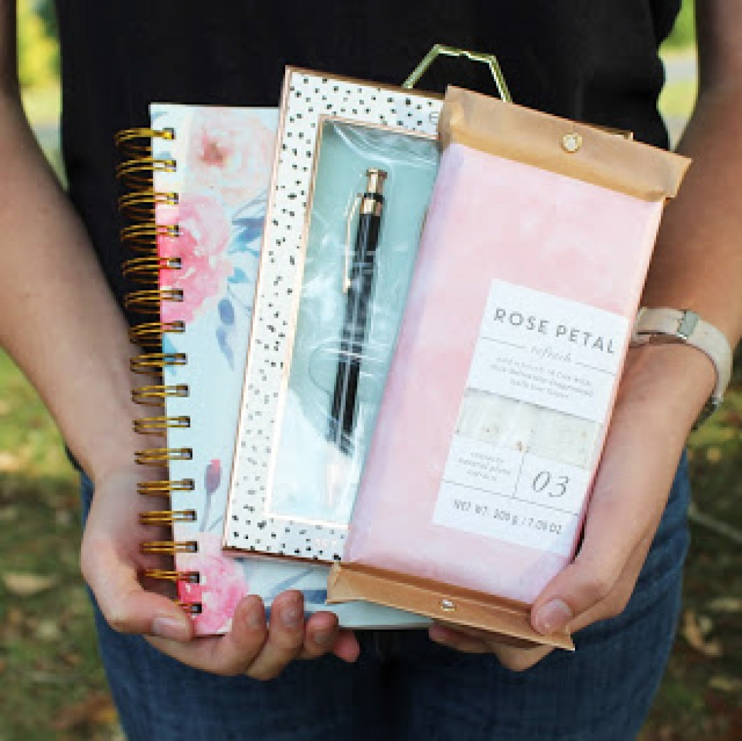 A fun fall self care challenge and a giveaway!