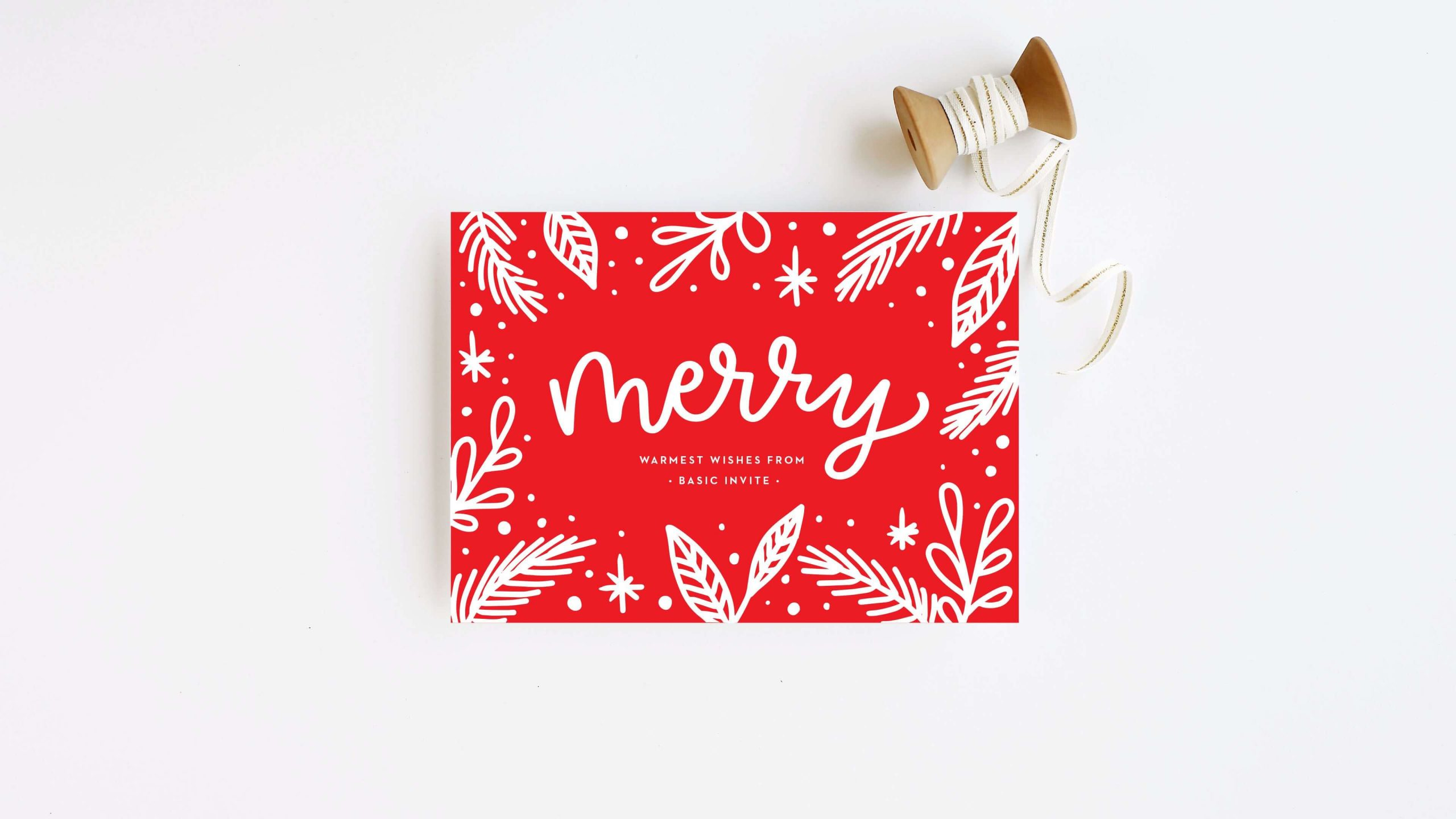unique Christmas cards