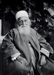 'Abdu'l-Bahá Date taken: 1912. Image used with permission. Copyright © Bahá'í International Community