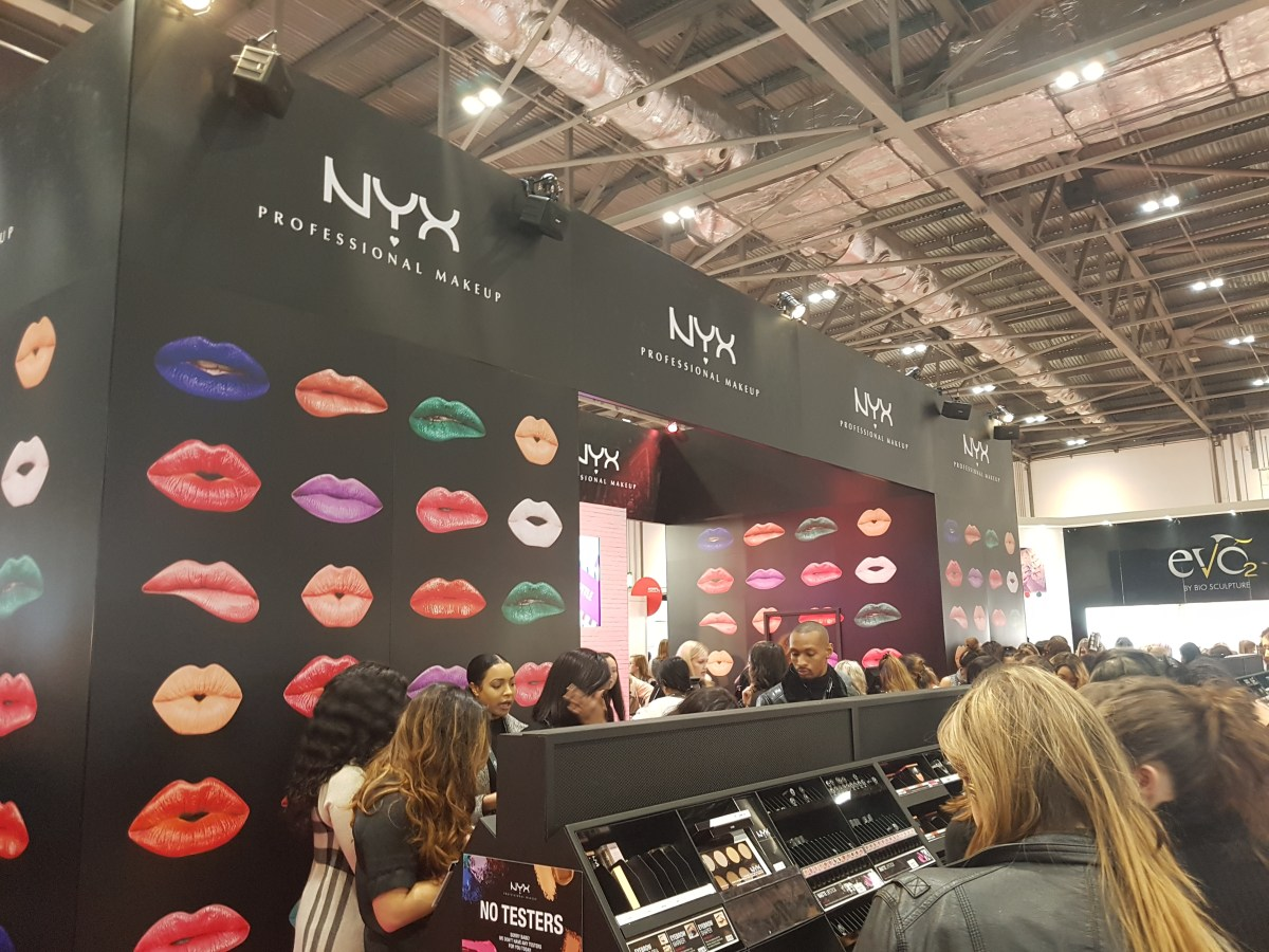 The Professional Beauty Show 2017 -Was it worth attending?