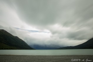 Kenai Lake Storm on the Way