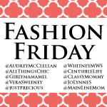 Fashion Friday @ All Things Chic