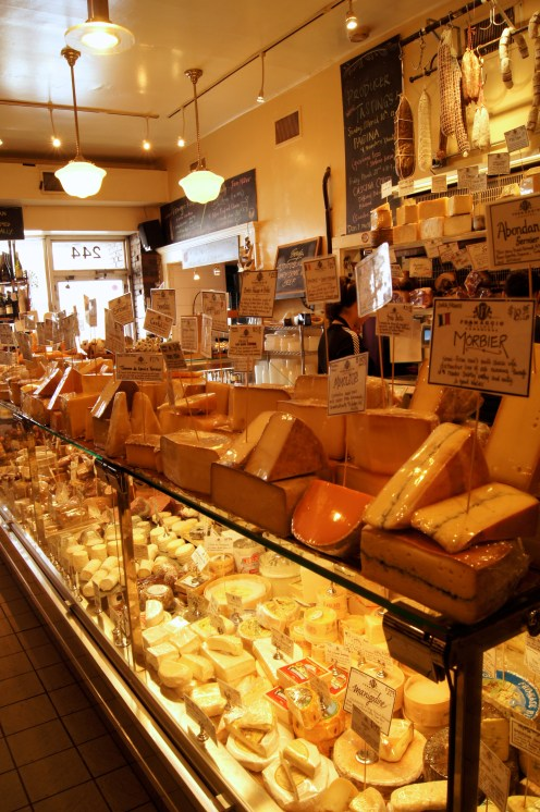 The heaven that is Formaggio Kitchen