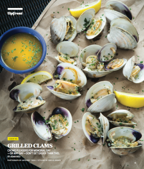 grilled-clams