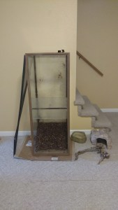 75 gallon with accessories $80