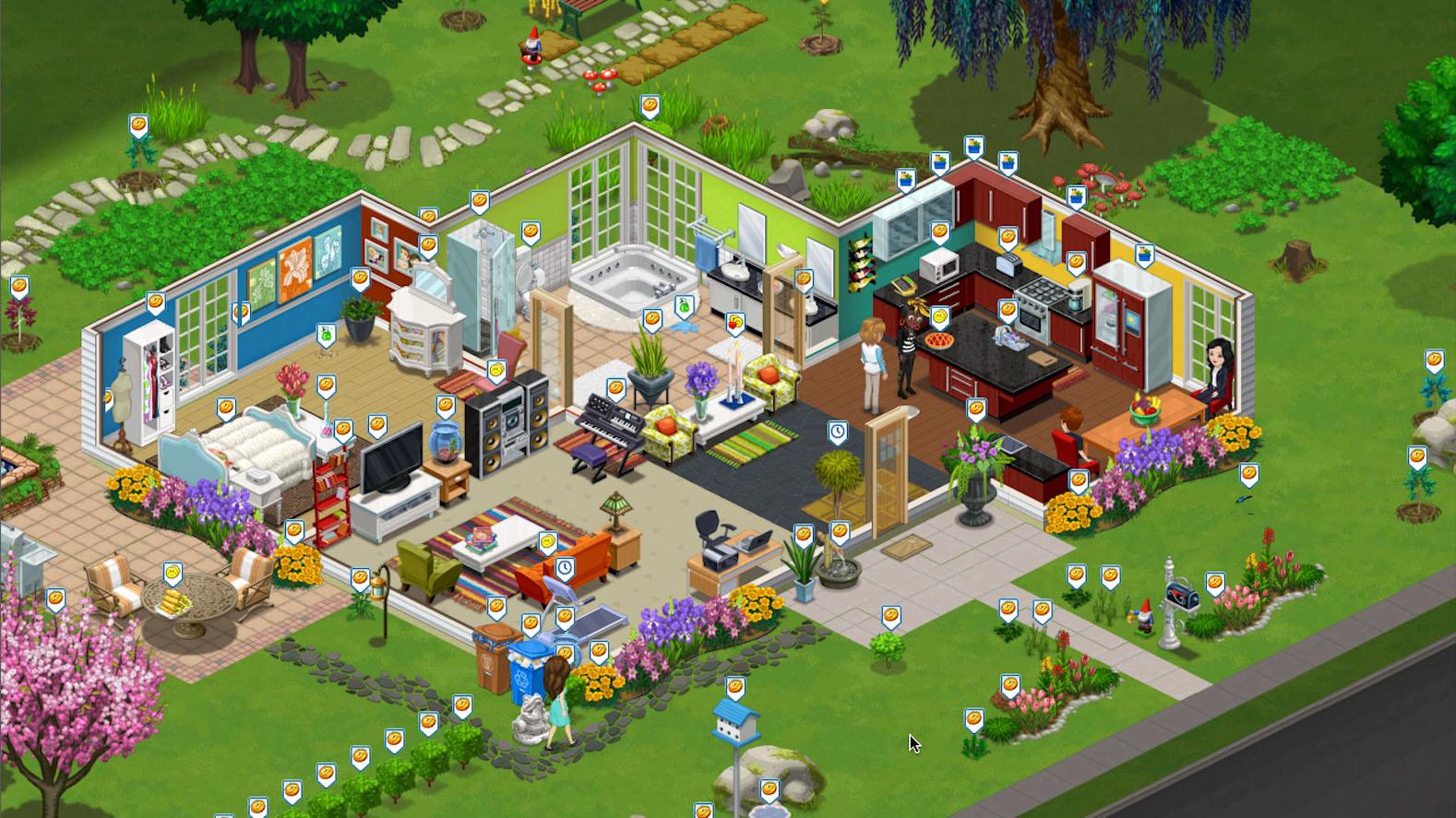 Virtual House 3d Builder
