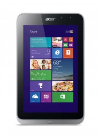 Acer Iconia W4 front