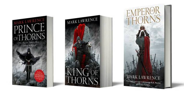 Image result for the broken empire series books