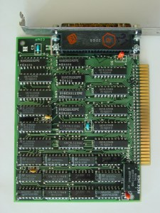 Exp Unit Receiver card