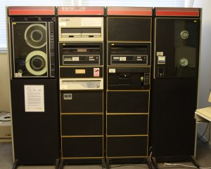 DEC PDP-11 computer system