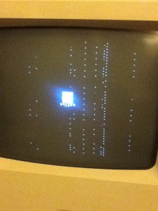 Sad Mac display with error code