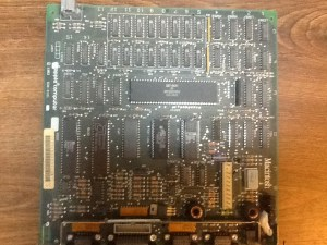 Macintosh M0001 Main Board