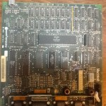 The Main Logic Board or Mother Board