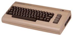 The Commodore C-64 Computer