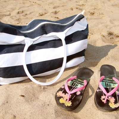 Upgrade Your Beach Bag for the Summer