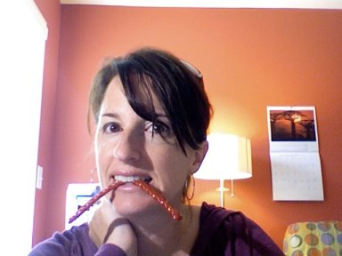 Eating my inspiration: Twizzlers