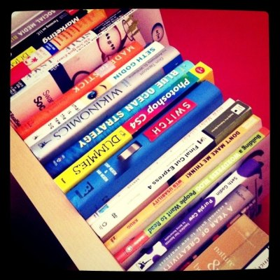 Capture the Everyday: Books I May Never Read
