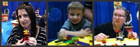 Family LEGO build