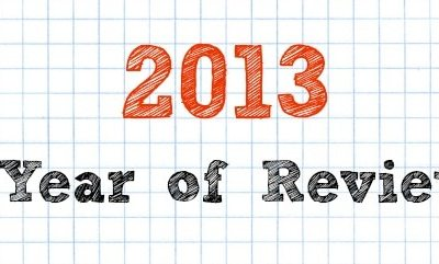 2013: A Year of Reviews
