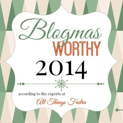 Blogmas 2014: The Best of the Rest