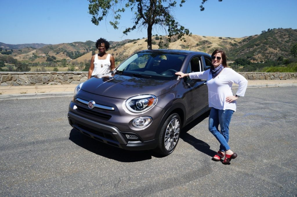 Fiat 500X - Fadra and Dawn